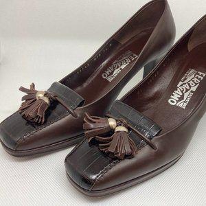 SALVATORE FERRAGAMO | Women's Tassel Shoes